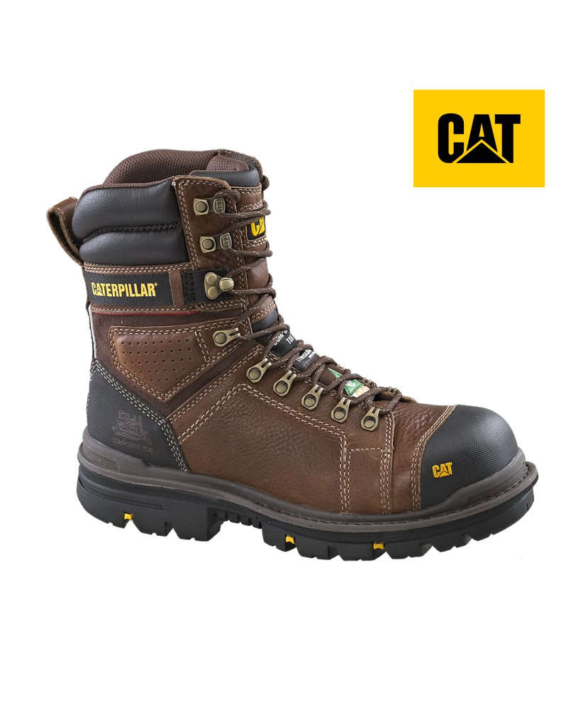 dc076308924 Cat Heavy Duty Hauler Work Boot