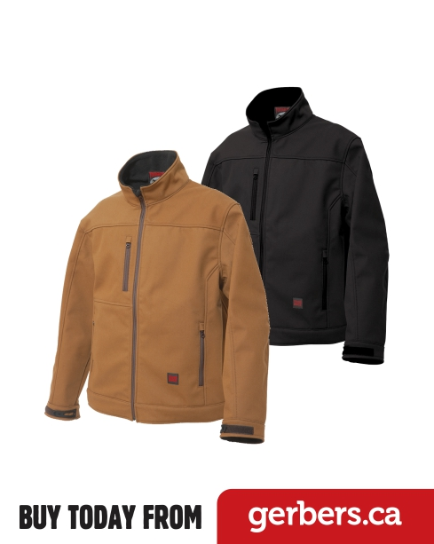 Tough Duck Mens Soft Shell Gerber S