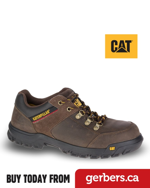 Cat Extension Work Shoes (Clearance