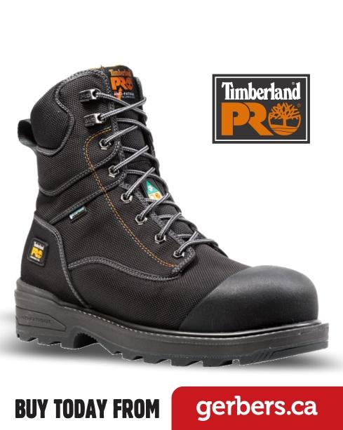 Timberland Pro Nylon Resistor 8 Work Boots Gerber S