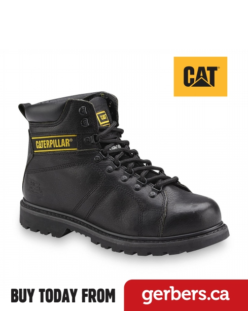 Cat Silverton 6″ Work Boots (Clearance