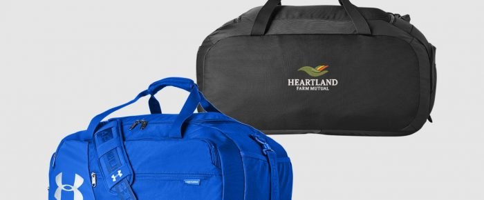 Heartland Under Armour Undeniable Duffle (Copy)